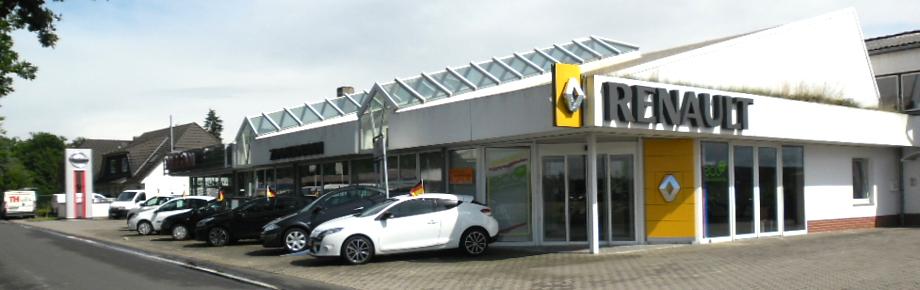 Renault Autohaus, Ludwigslust, Service, Fachwerkstatt, TÜV, HU, AU